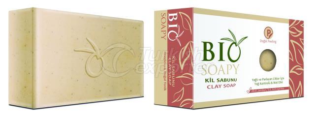 BIOSOAPY Clay Basic Soap