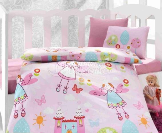 Baby Ranforce Duvet Cover Set