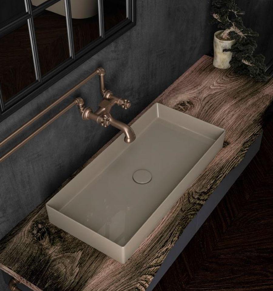 Balance Banyo Lavabosu
