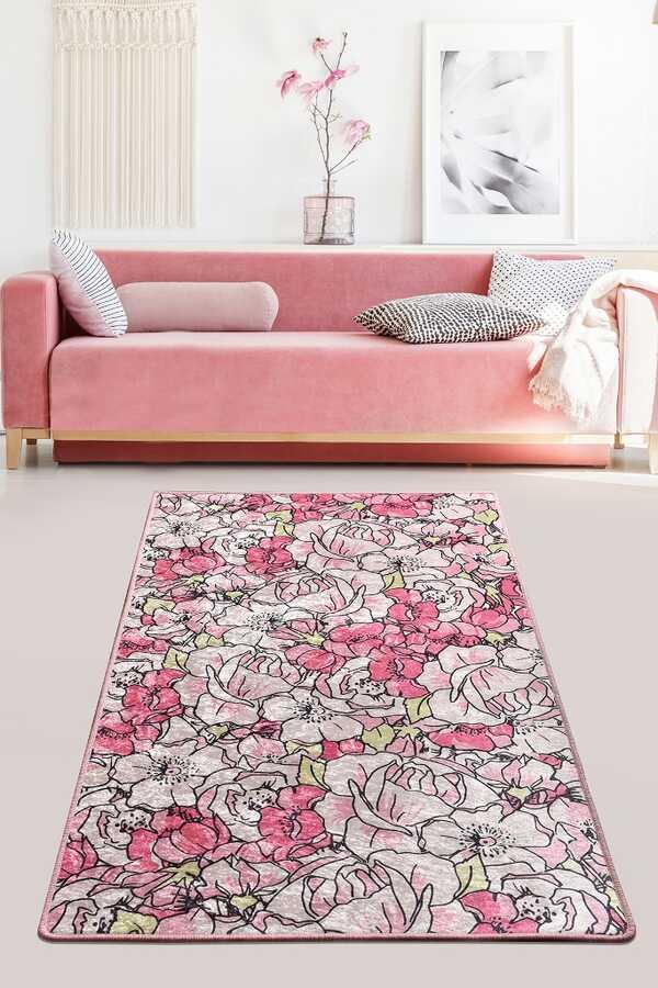 Decorative Carpets - Rosa Pink