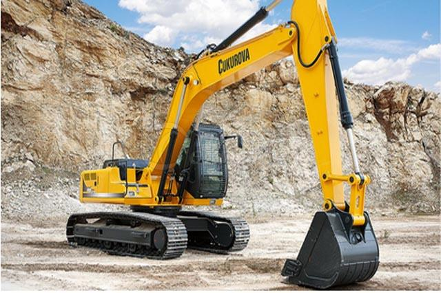 723 - Excavator