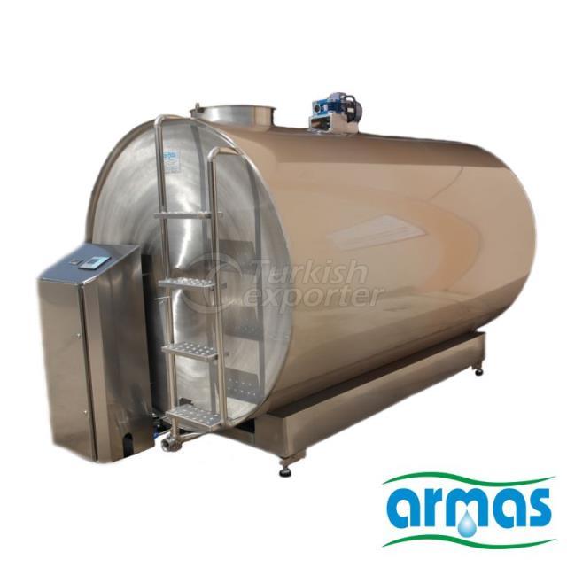 5.000 Liter Milk Cooling Tank