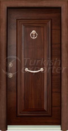 Steel Doors G4-625