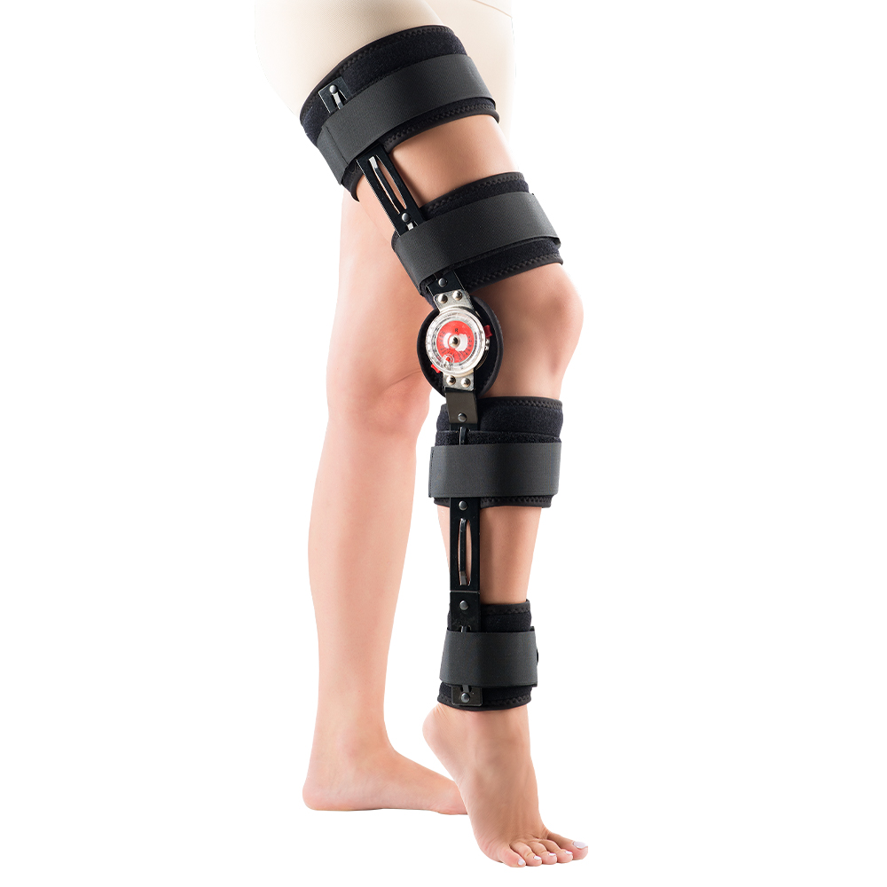 Adjustable Angle Knee Support