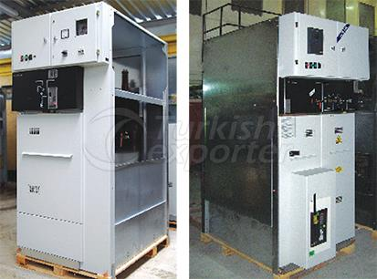MODEX-R-36 -M.V. Metal Enclosed Modular Cells