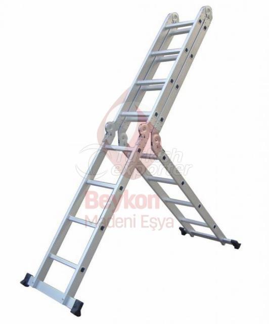 Las escaleras de usos múltiples desarrollador 44