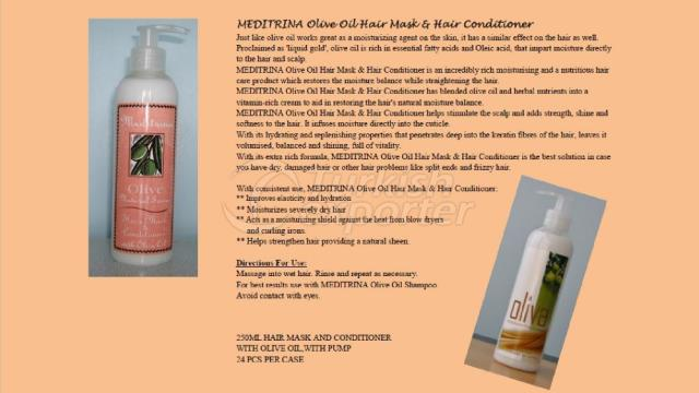 Hair Mask - Hair Conditioner