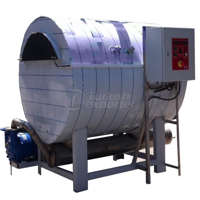 Extrusion Filter Cleaning Furnace