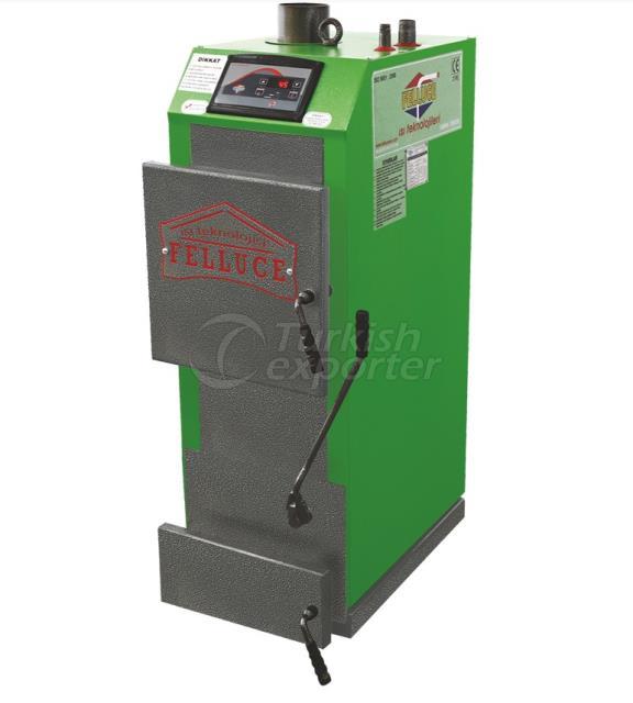 Manual Heating Boiler FLC - MNL SERIES