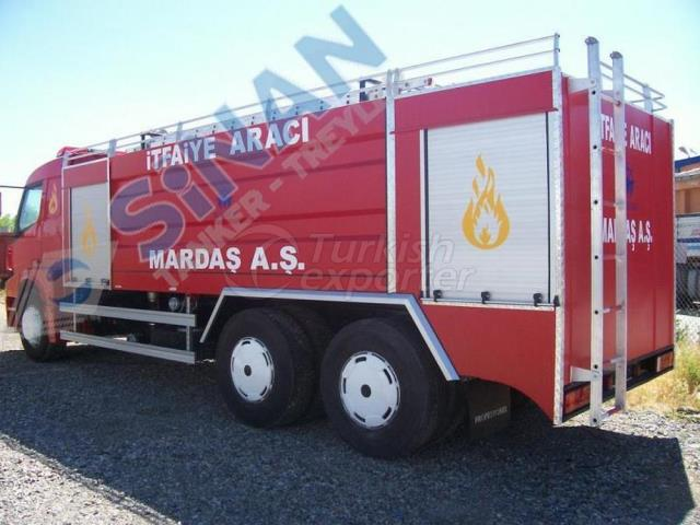 Fire-Fighting Truck