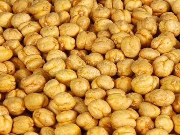 Garbanzo amarillo asado