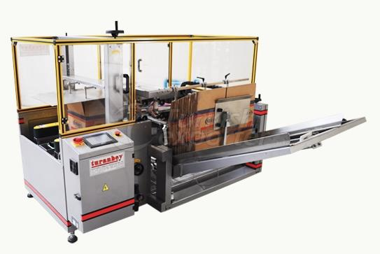 Automatic Cardboard Box Opening  Machine