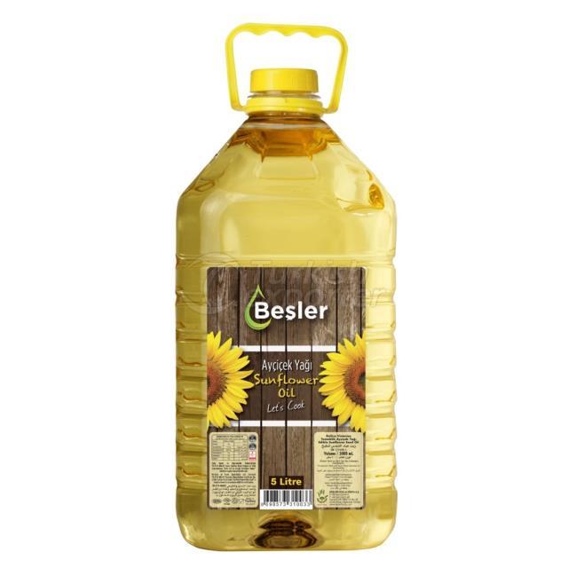 Sunflower Oil 5lt