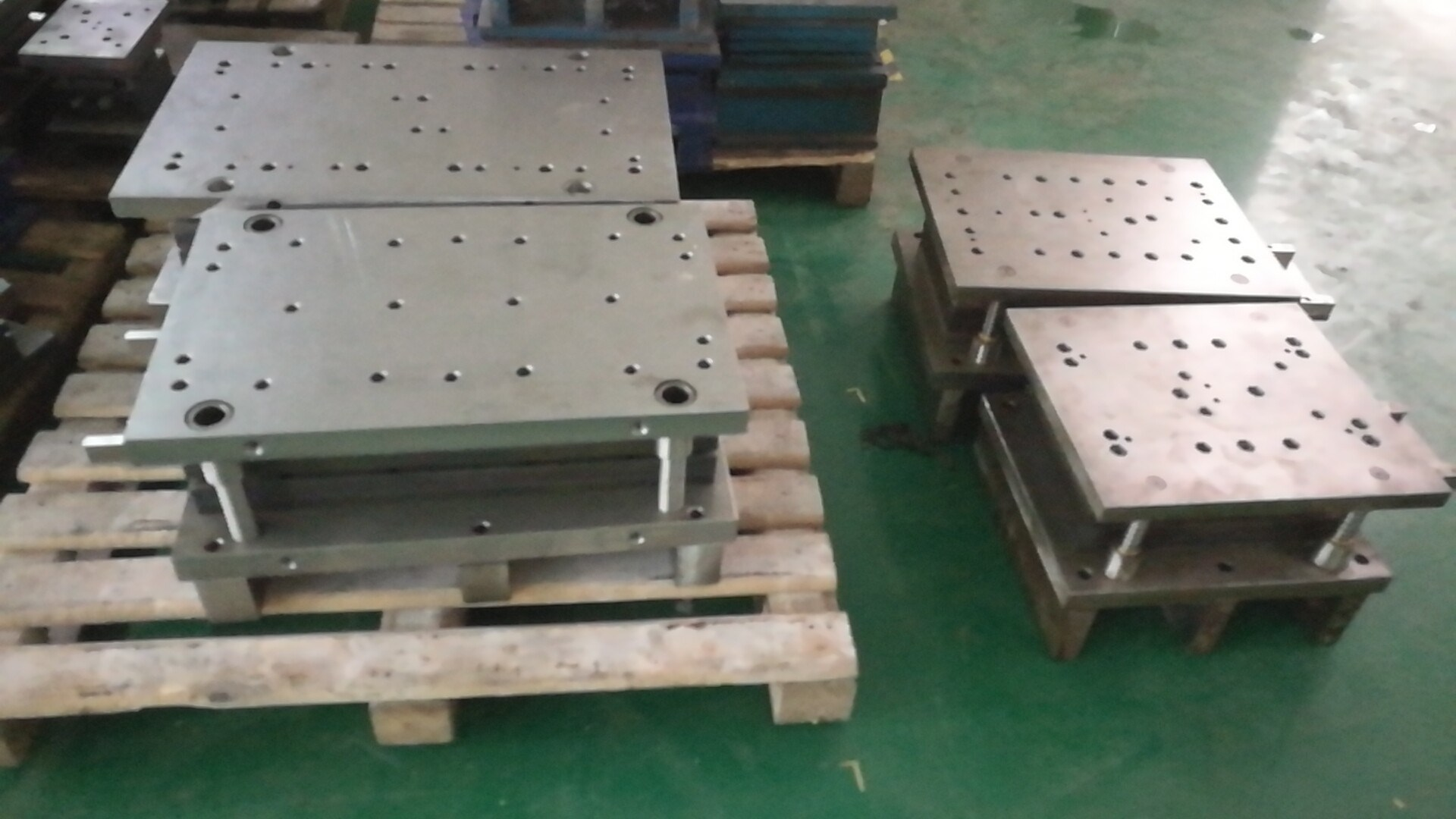 Metal Forming Mold