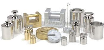 Stainless Steel Single Weights F1