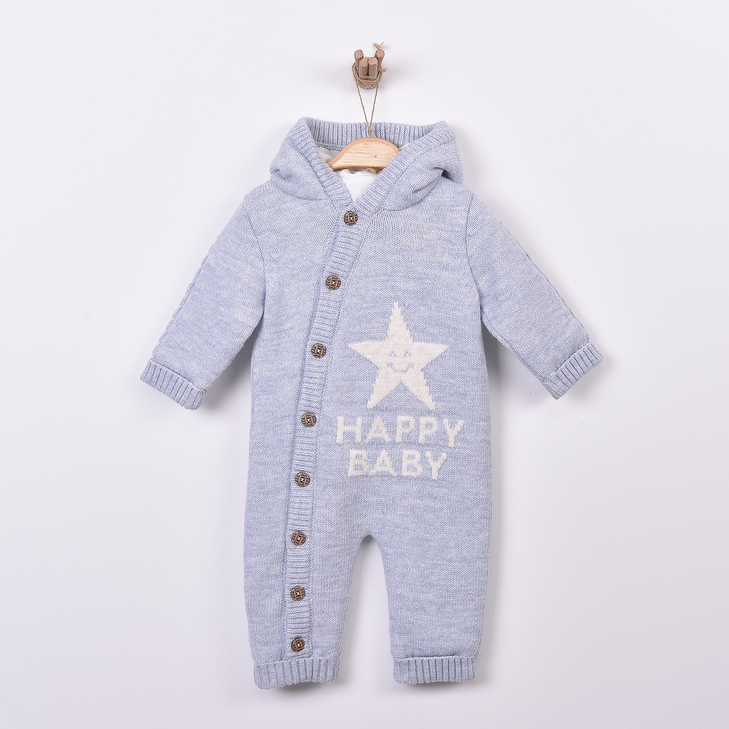 Knitted Baby Jumsuits
