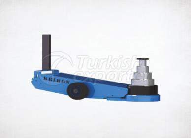Air Hydraulic Truck Jack