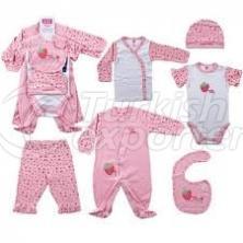Produits textiles pour bébés MTX