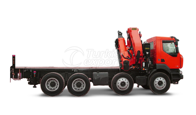 Knuckle Boom Cranes -ASK TK60