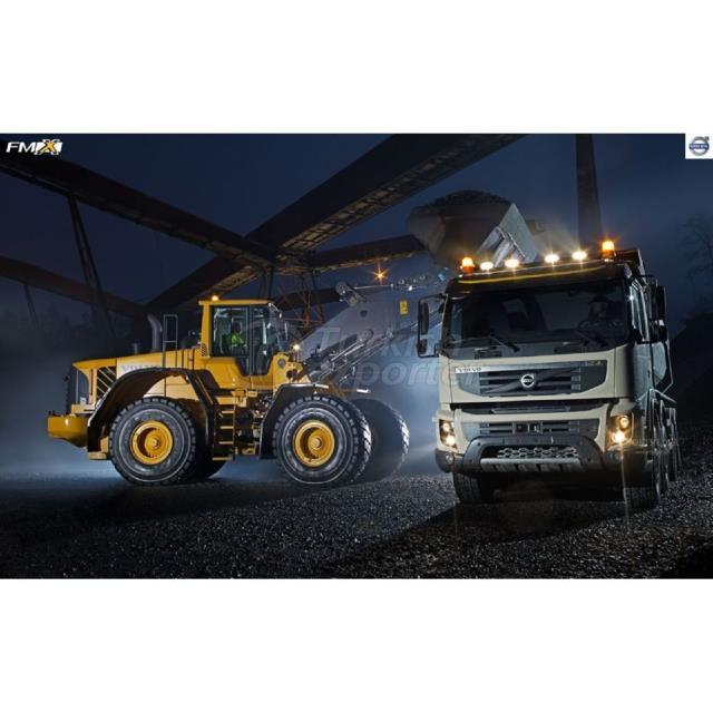 Volvo Truck - Machines lourdes