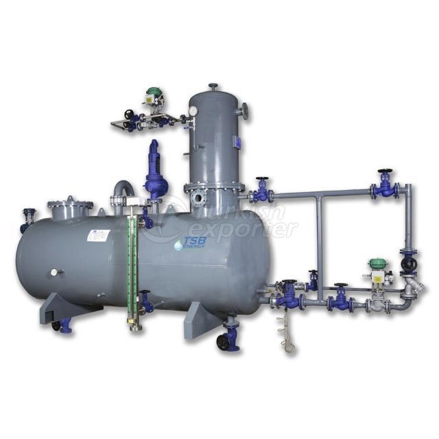 Degasifier