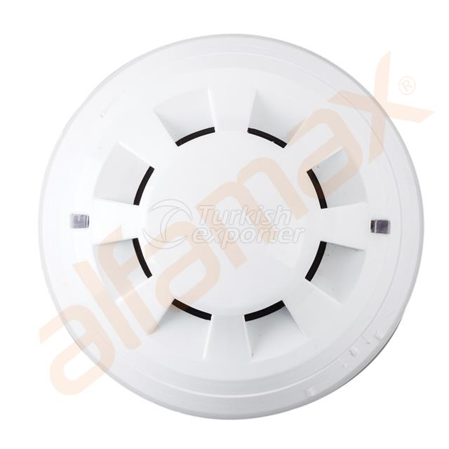 Smoke Detector with Relay