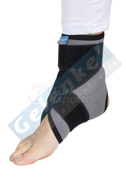 G-7100 Ankle Support (Cross Strap)