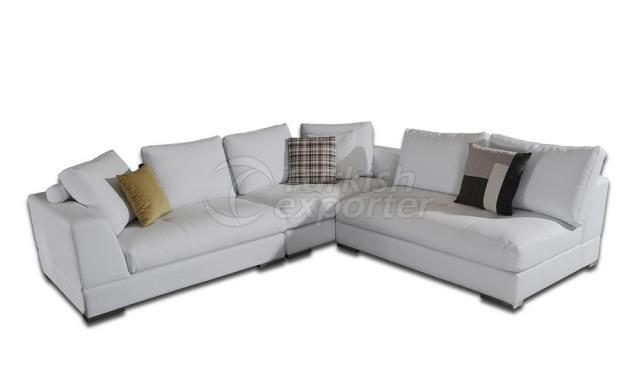 EA2370 Corner Sofa