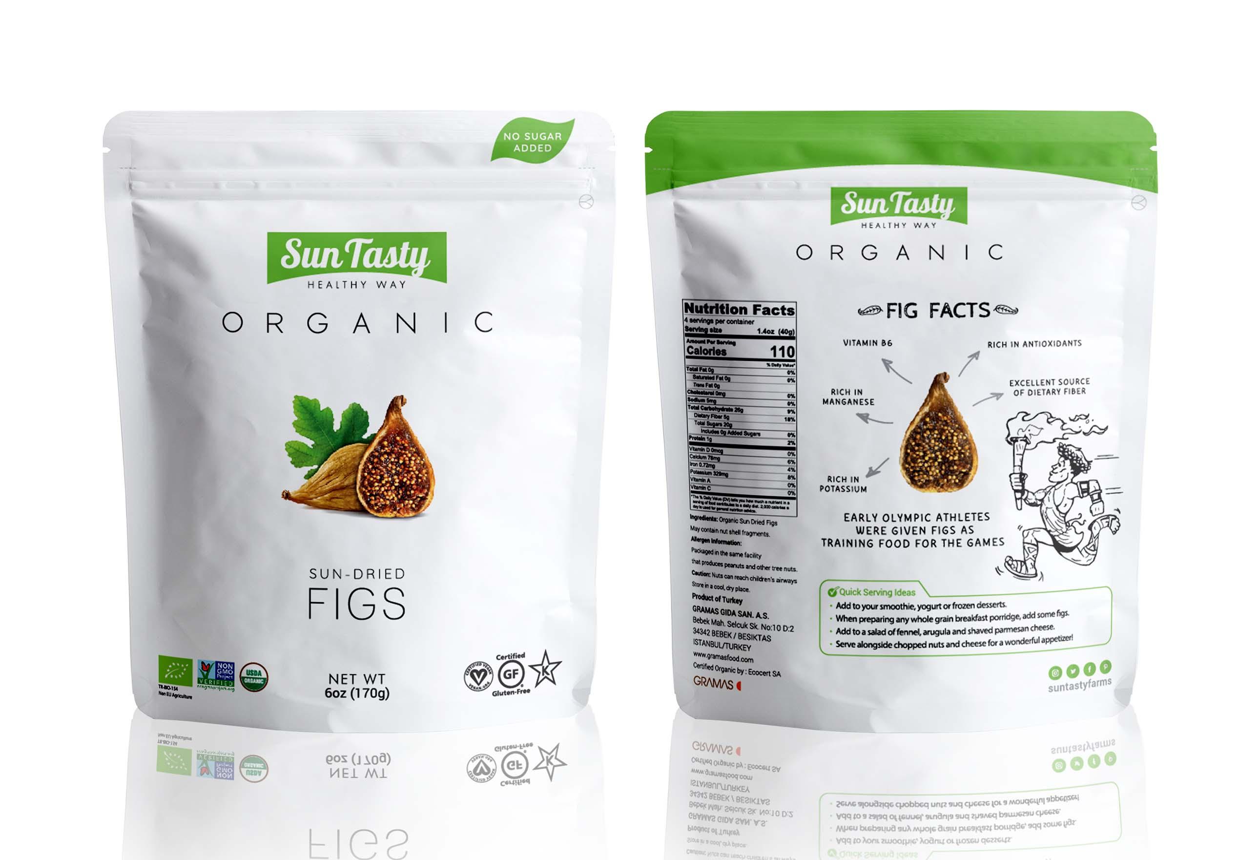 SunTasty Organic Fig