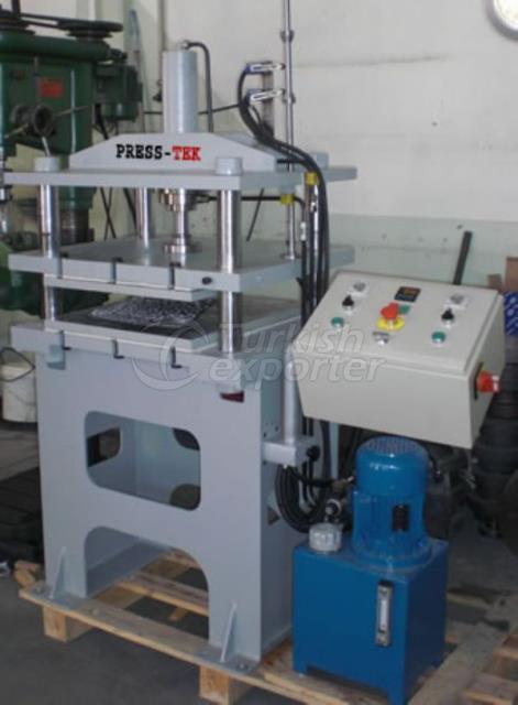 HBP250 - 201264-column Laboratory and Test Press