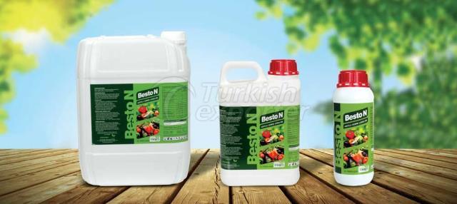 Liquid Fertilizers - BESTO – N