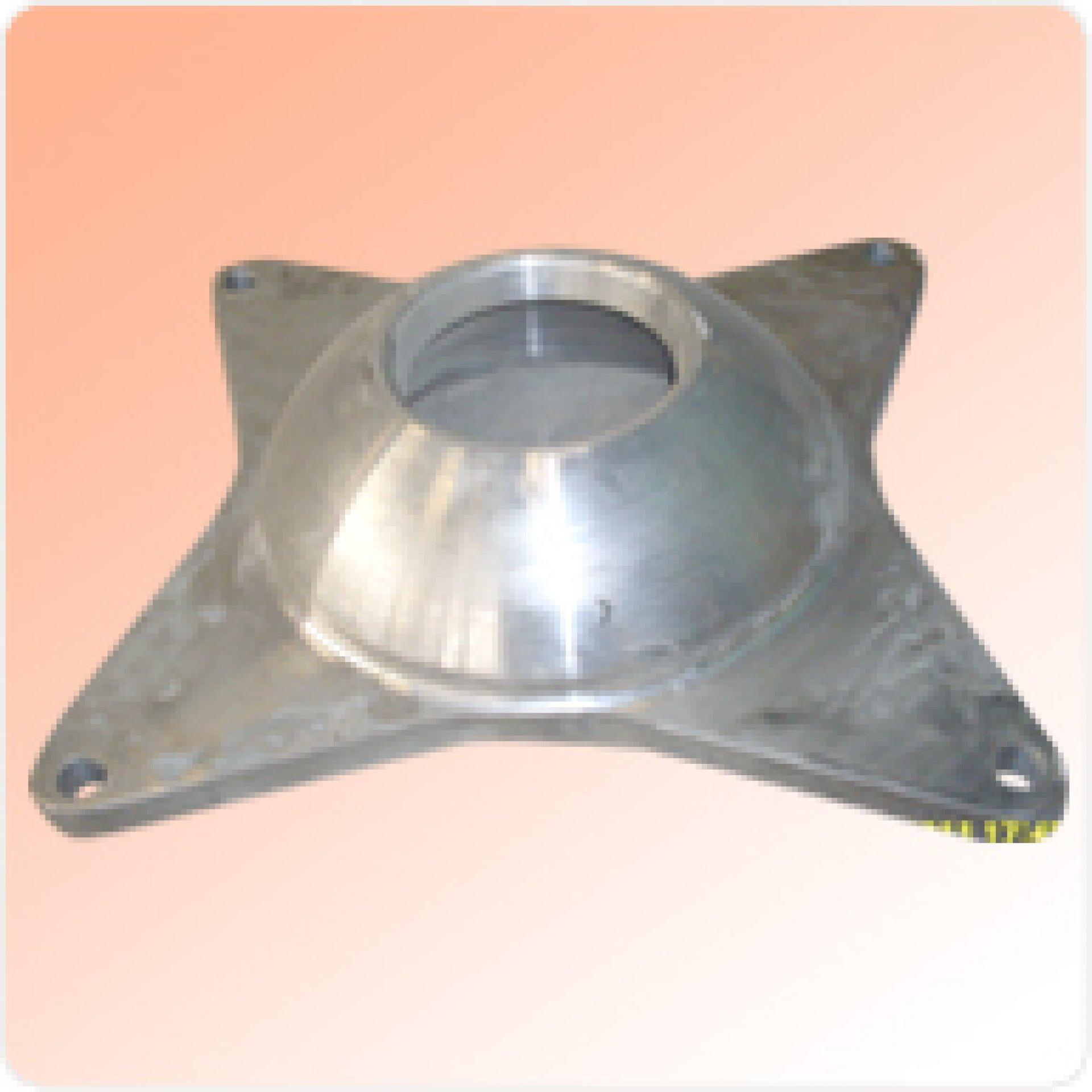 Bogie core-top bowl