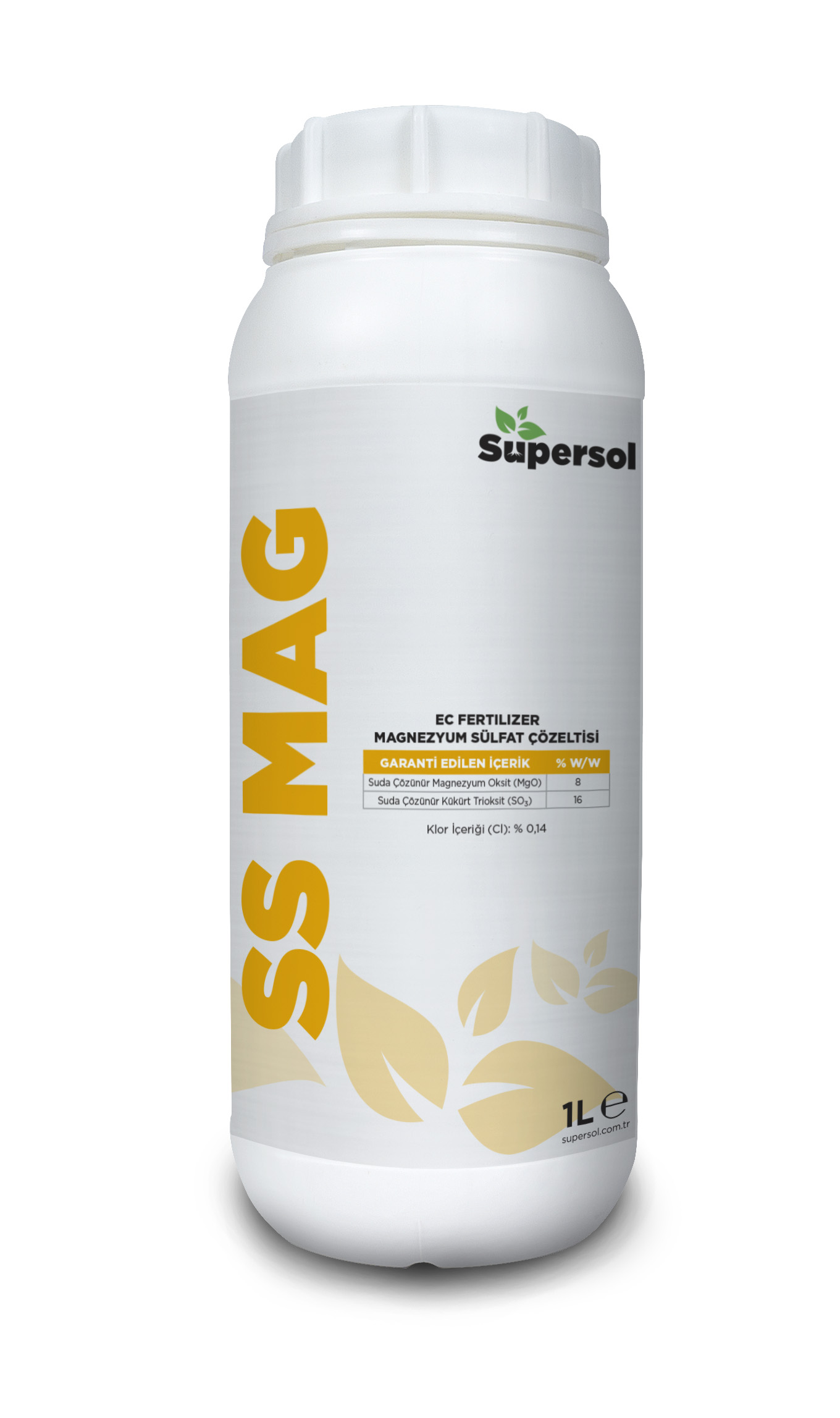 SS MAG  (Magnesium Sulfate Solution)