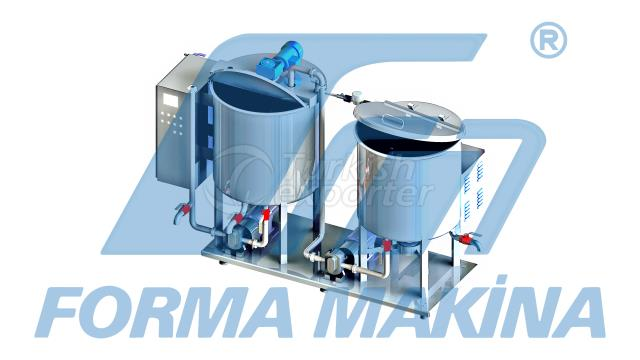 Water Batter Production Plant
