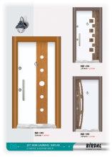 Dual Color Laminox Doors