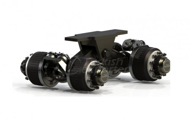 Lowbed Tandem Axle 2x30 Tone