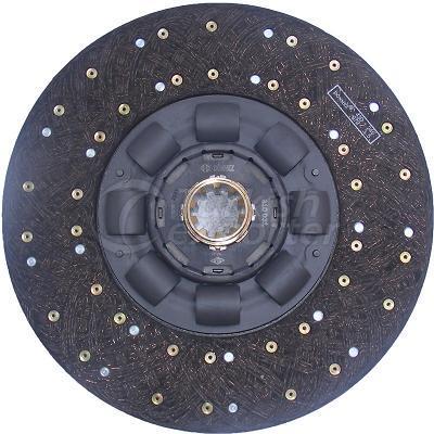 Klas Disc Iveco Eurostar - Tech