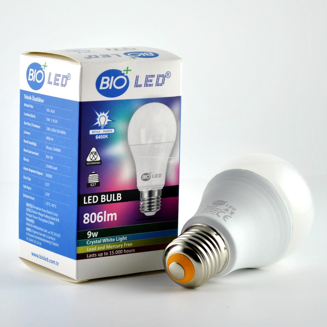 Led Lamp 9w