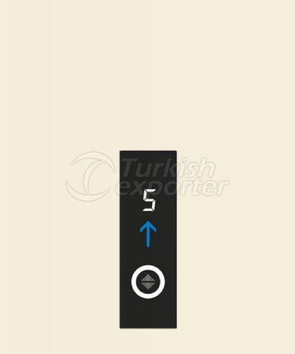 Elevator Button GTT301W