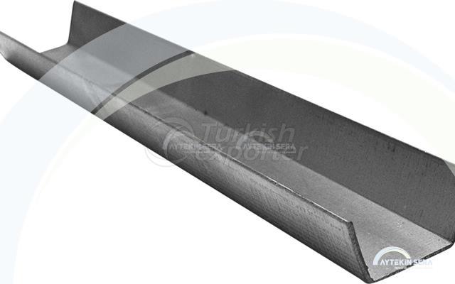 Condensation Steel Gutter