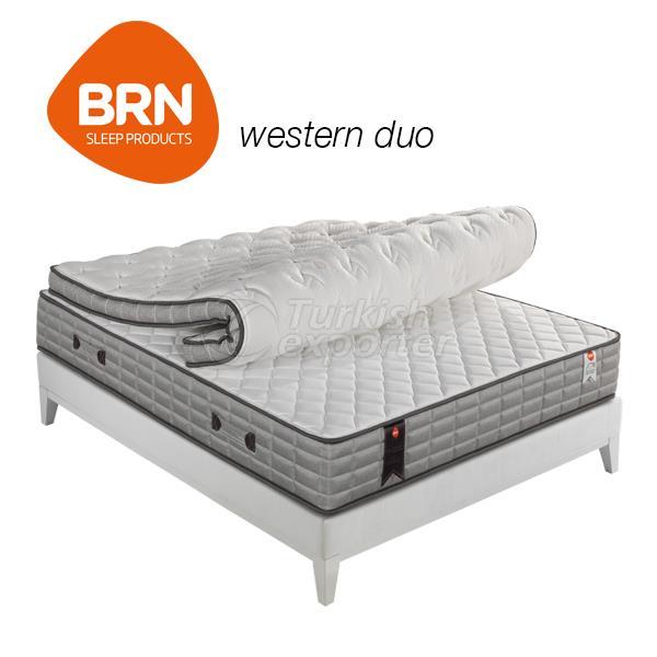 Western DuoPU Foam  Mattress