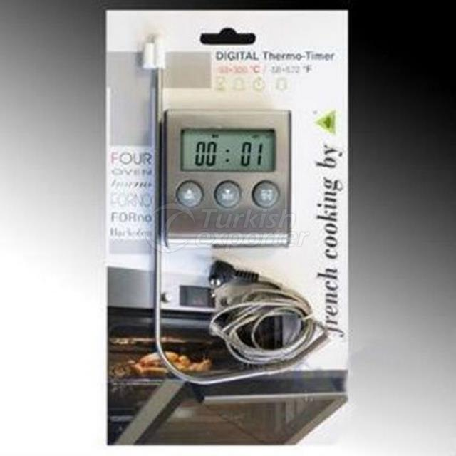 Digital Thermometer for Ovens