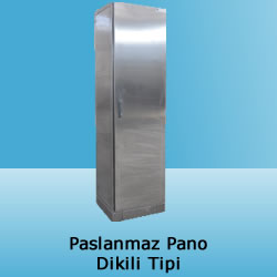 Stainless Electrical Panel