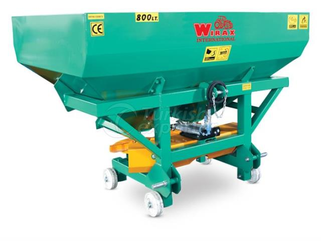 Fertilizer Spreader Machine FSM-8