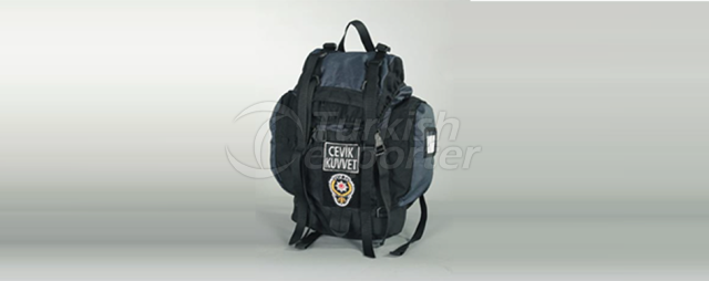 Action Force Back Pack