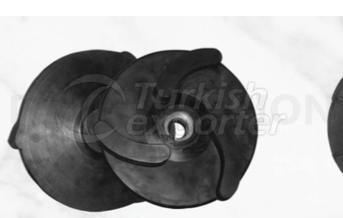 Screw Propeller with 3 Flaps