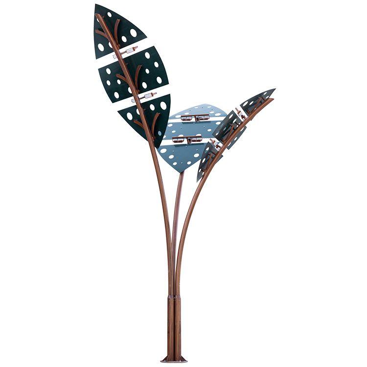 Auriga / Architectural Landscape Decorative Poles