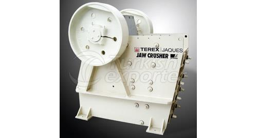 Terex Jaques ST Series Jaw Crushers