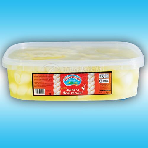 Braided Cheese