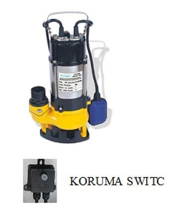 ERPOMP V1500F Submersible Pump